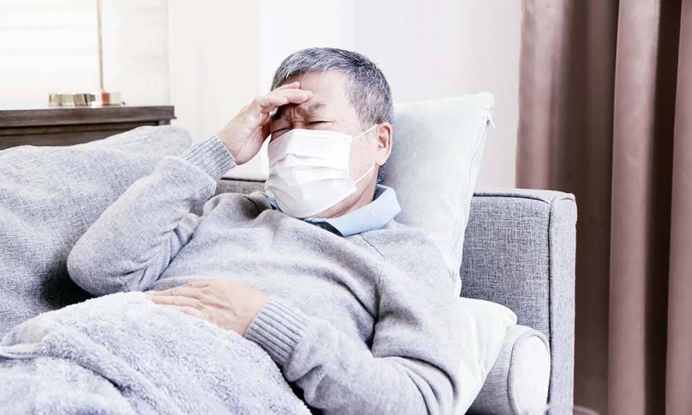 ผู้ป่วย ผู้บกพร่องทางการได้ยิน เชื้อไวรัส Covid 19