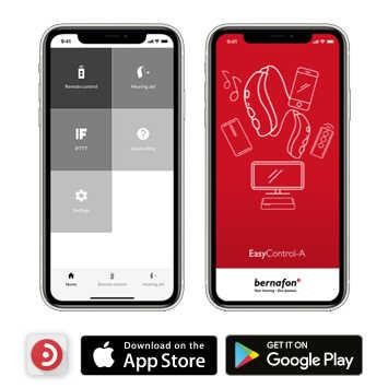 easycontrol a app optimized