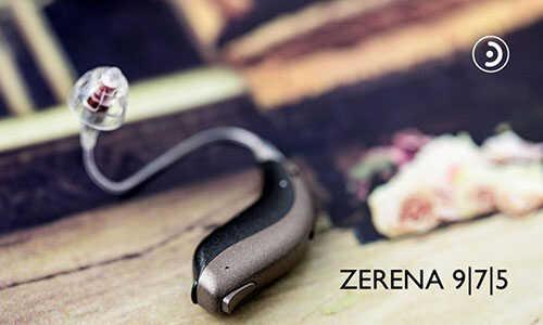 zerena hearingaid optimized