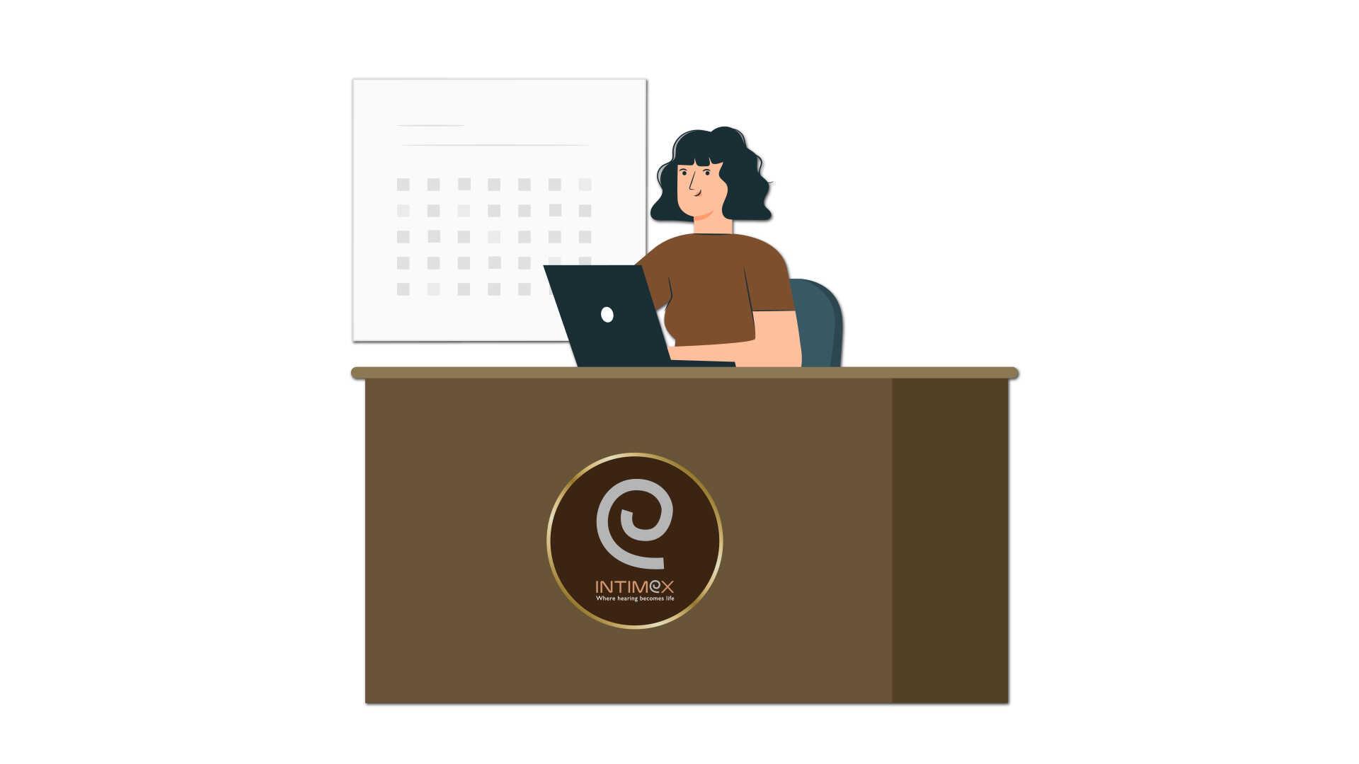 LOW TOUCH Service บริการแบบปลอดเชื้อ โควิด 19 เครื่องช่วยฟัง แผนกบริการลูกค้า