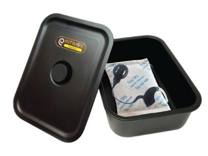 กล่องสำหรับเก็บเครื่องประสาทหูเทียมให้ปราศจากความชื้น ผลิตภัณฑ์ ดูแลเครื่องช่วยฟัง