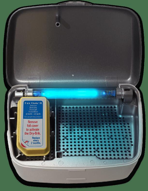 เครื่องอบไล่ความชื้น dyandstore_ผลิตภัณฑ์ ดูแลเครื่องช่วยฟัง